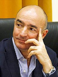 Giovanni Nardelli, presidente del Consorzio di Tutela dei vini Brindisi e Squinzano doc