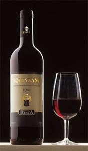 Vino rosso Squinzano Resta